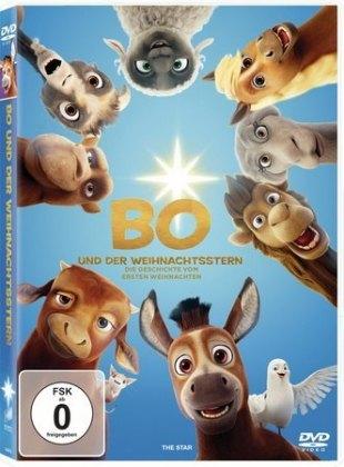 Bo und der Weihnachtsstern, 1 DVD