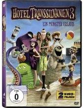 Hotel Transsilvanien 3 - Ein Monster Urlaub, 1 DVD