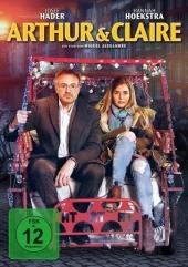 Arthur & Claire, 1 DVD Cover