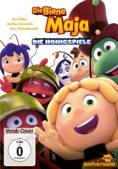 Die Biene Maja - Die Honigspiele, 1 DVD Cover