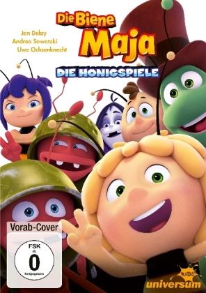 Die Biene Maja - Die Honigspiele, 1 DVD