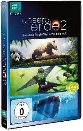 Unsere Erde 2, 1 DVD