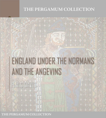 England Under the Normans and the Angevins