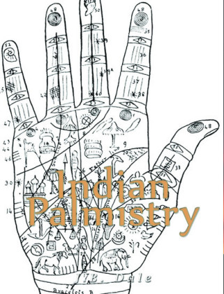 Indian Palmistry (Illustrated)