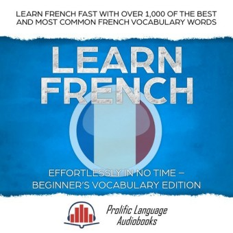 Learn French Effortlessly in No Time - Beginner's Vocabulary Edition