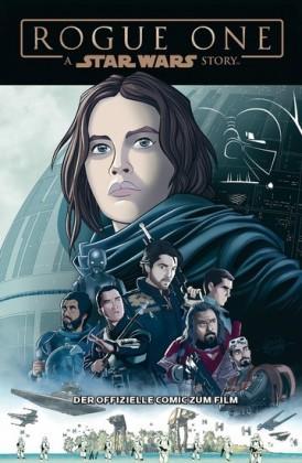 Star Wars - Rogue One - der offizielle Comic zum Film