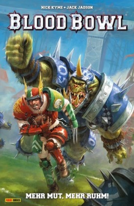 Blood Bowl - Mehr Mut, mehr Ruhm