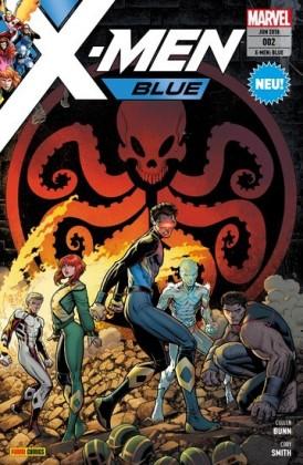 X-Men: Blue 2 - Widerstand