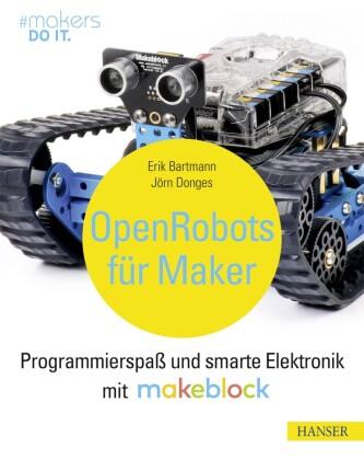 Open Robots für Maker