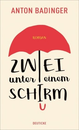 Zwei unter einem Schirm