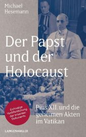 Der Papst und der Holocaust Cover