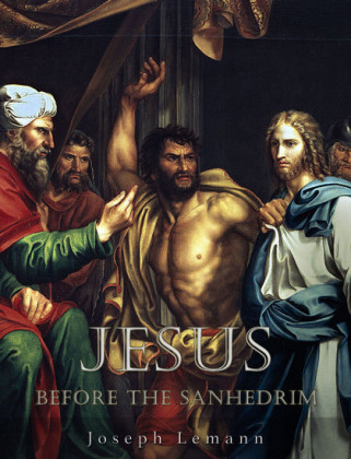 Jesus before the Sanhedrim