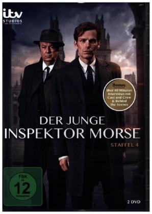 Der junge Inspektor Morse, 2 DVD