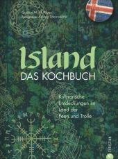 Island. Das Kochbuch Cover