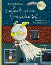 Die Sache mit dem Gruselwusel, m. Audio-CD