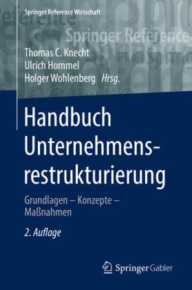 Handbuch Unternehmensrestrukturierung