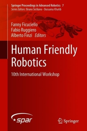 Human Friendly Robotics