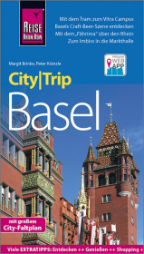 Reise Know-How CityTrip Basel Cover
