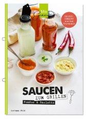 SAUCEN zum Grillen, Raclette & Fondue Cover