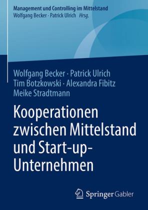 Kooperationen zwischen Mittelstand und Start-up-Unternehmen