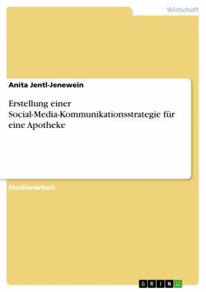 Erstellung einer Social-Media-Kommunikationsstrategie für eine Apotheke