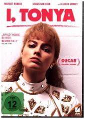 I, Tonya, 1 DVD Cover