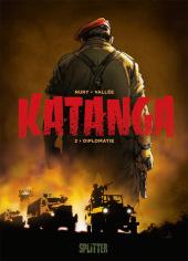 Katanga - Diplomatie