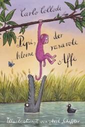 Pipi, der kleine rosarote Affe