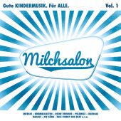 Milchsalon, 1 Audio-CD