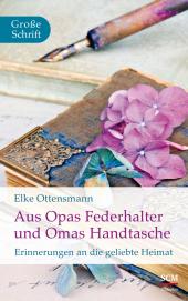 Aus Opas Federhalter und Omas Handtasche Cover