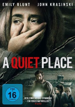 A Quiet Place, 1 DVD