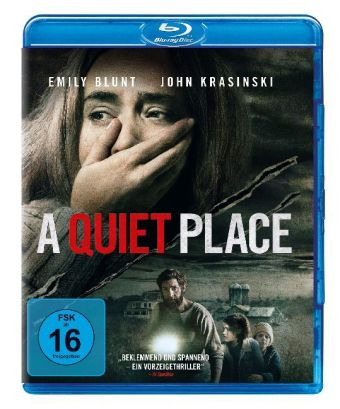 A Quiet Place, 1 Blu-ray