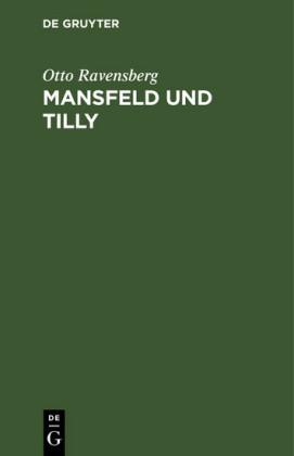Mansfeld und Tilly