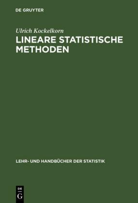 Lineare statistische Methoden