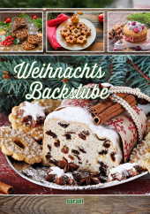 Weihnachtsbackstube Cover