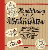 Handlettering zu Weihnachten Cover