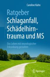 Ratgeber Schlaganfall, Schädelhirntrauma und MS Cover