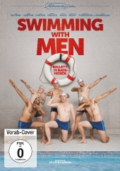Swimming With Men, 1 DVD Cover