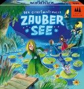 Der geheimnisvolle Zaubersee (Kinderspiel) Cover