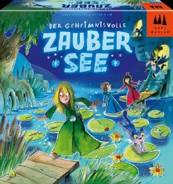 Der geheimnisvolle Zaubersee (Kinderspiel)