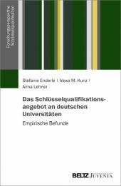 Das Schlüsselqualifikationsangebot an deutschen Universitäten