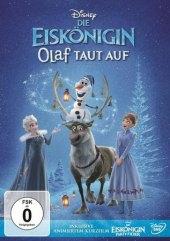 Die Eiskönigin - Olaf taut auf + Die Eiskönigin - Party Fieber, 1 DVD Cover