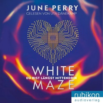 White Maze, 1 MP3-CD