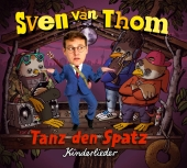 Tanz den Spatz, 1 Audio-CD Cover