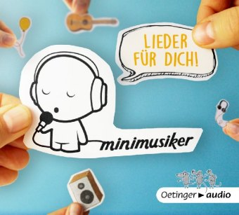 Lieder für dich!, 1 Audio-CD