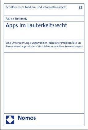 Apps im Lauterkeitsrecht