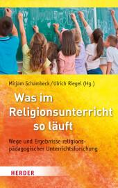 Was im Religionsunterricht so läuft