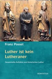 Luther ist kein Lutheraner Cover