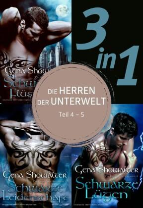 Die Herren der Unterwelt -  Teil 4-6 (3in1)