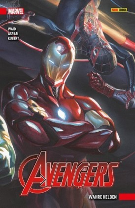 Avengers PB 4 - Wahre Helden